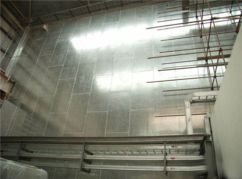 上海工厂防爆墙