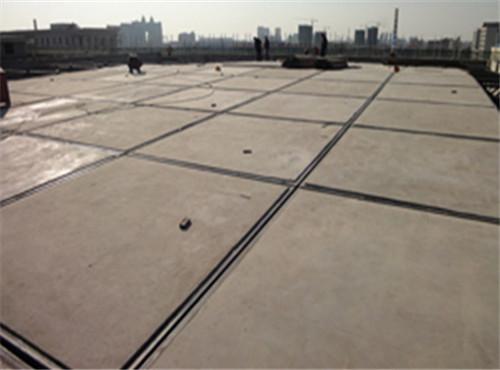 上海泄爆屋面