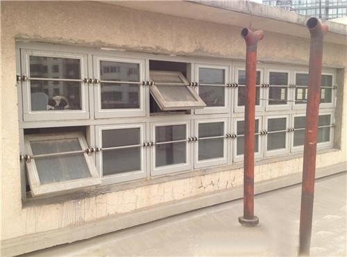 上海泄爆玻璃窗